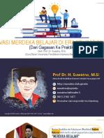 INOVASI MERDEKA BELAJAR DI ERA EDUCATION 4.0