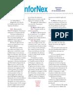 InforNex 07/12/10 Opiniones Canal 8 Entrevista