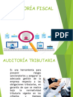 REVISORIA-FISCAL- AUDITORIA TRIBUTARIA