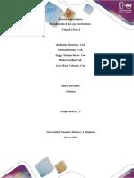 Fase 4 - Focalización de ejes curriculares