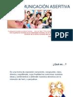 PPT- Comunicacion Asertiva 2019