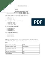 TP 7 - Precio