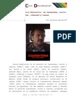 Entrevista a Carlos Echeverría