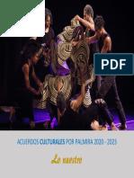 Acuerdos Culturales por Palmira l Propuestas PD 2020 - 2023