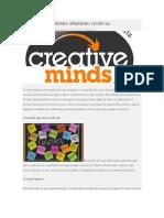 5 hábitos para mentes altamente creativas
