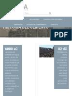 Historia del cemento   Evolución e hitos del material y la construcción