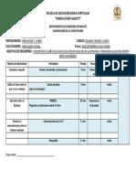 3F PLANIFICACION CAP BULLYING (segundo-cuarto) 2019