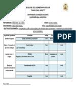 3F PLANIFICACION CAP BULLYING (Octavo- Decimo ) 2019