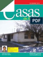 Casas de El Paso - Diciembre 2010