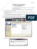 Installation Instructions for AspenPlus-Updated 1-21-2010