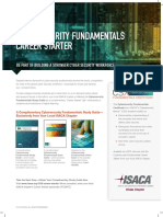Special Cybesecurity Fundamentals CSX Offer from ISACA Dhaka Chapter A1079404_00001