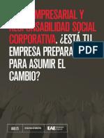 GUIA ETICA Responsabilidad Social Empresarial