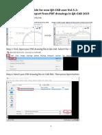 QA-CAD documentation
