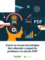 REPLAY FOR ME. Como as novas tecnologias tem alterado o papel do professor no século XXI