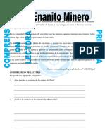 Ficha-El-Enanito-Minero-para-Cuarto-de-Primaria
