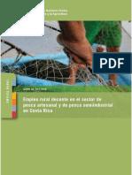 Empleo rural decente en el sector de pesca artesanal
