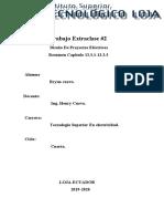 Trabajo Extraclase 2 proyectos electricos.docx