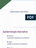 epidemiologia descriptiva tasas