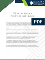 Rubén Delgado Reyes Act 4.2 Syllabus