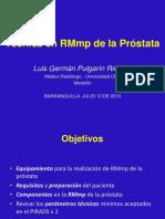2 Técnica en RMmp de la Próstata.pptx