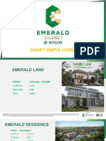 Emerald Cilebut Marketing Booklet