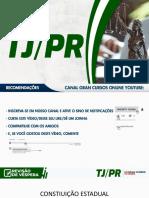 AO vivo TJ-PR