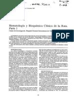 Hematologia y bioquimica de la rata.pdf