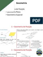 Conteúdo 4 - Geometria