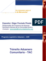 201_Presentacion Edgar-Transito Aduanero