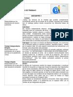 Agenda Encuentro 1 y 2-agenda del curso de Epistemologia-2014-2