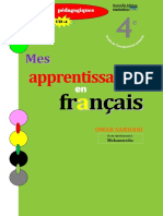 Fiches 4AEP UD4 Mes Apprentissages 2019 OMAR SERHANI