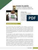 Viale, E. (2017). Desidia Veladero El modelo minero pone en jaque al Estado de derecho. Resumen Ejecutivo de Informe Anual de la Fundación Ambiente y Recursos Naturales.pdf