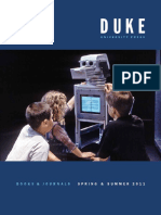 Duke University Press Fall 2011 Catalog