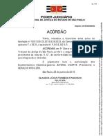 JUR - armas - negativa de porte - depoimento policias e inquérito - manutenção - 0001535-22.2015.8.26.0233