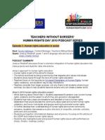 HR Education Podcast Transcript 3