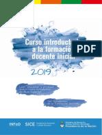 Curso Introductorio FDI - InFoD