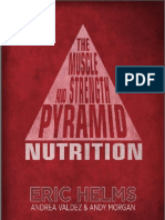 Eric Helms the muscle and strength pyramid nutrition