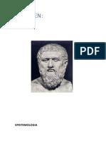 PLATÓN - Resumen