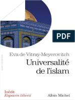 EVA-DE-VITRAY-MEYERO-UNIVERSALITÉ-DE-L'ISLAM