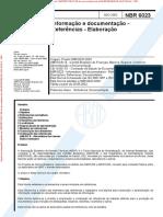 NBR6023 - Referências (1)