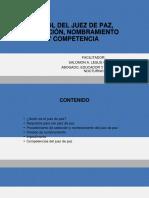 ROL DEL JUEZ DE PAZ.pptx