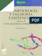 Fenomenología y Filosofía Existencial II.pdf