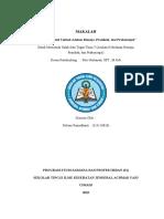 MAKALAH EVIDENCE BASED REMAJA, PRANIKAH, PRAKONSEPSI.docx