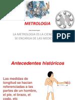 METROLOGIA PIE DE REY