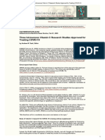 VitaminC & Coronavirus (COVID-19) complete
