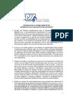 IPYS y El Fallo Del TC