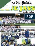 Delphos St. John's Blue Jays A Section