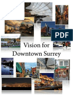 Vision for Downtown Surrey