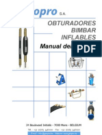 Manual de Bomba Pgp35-5
