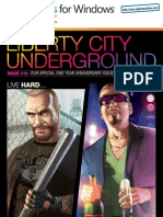 Grand Theft Auto - Episodes From Liberty City - Manual - PC